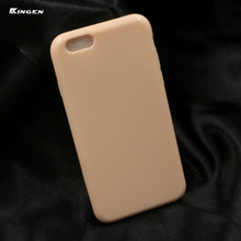 High Quality Candy Color Soft TPU Mobile Phone Case for I7