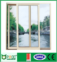 Aluminium Doors And Windows/Aluminium Glass Windows And Sliding Window Drawing With Top Quality for Sale