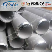 good quality 2 inch stainless steel welded pipe/tube