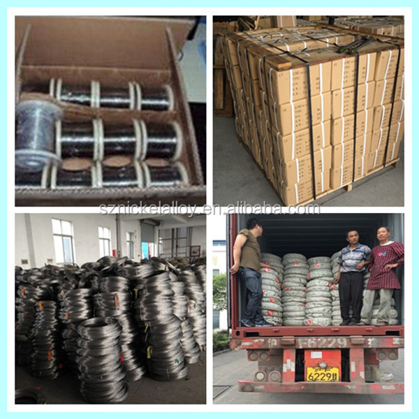 Nickel Wire Supplier Ni200 Heating Resistance Vapor Wire With Awg ...
