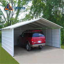 Alli Baba Com Least Expensive Easy Installed Welded H Type secure motorbike garage