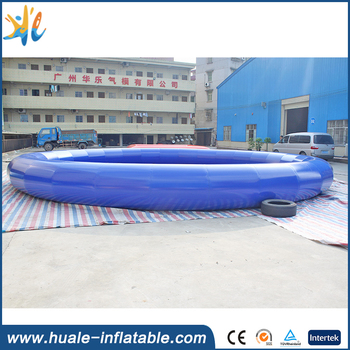 Blue Family inflatable Pool round,inflatable pool.largest round inflatable pool