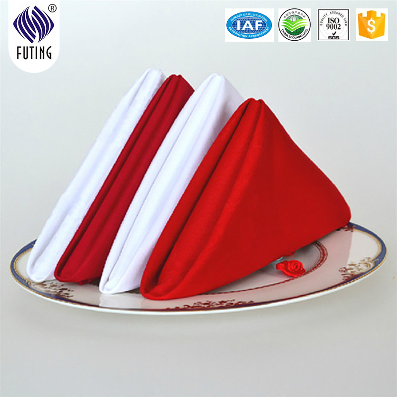 Polyester Jacquard Hotel Table Napkin