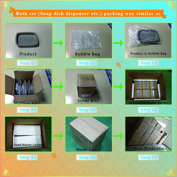 Natural light weight cement bath set concrete bathroom sanitary set