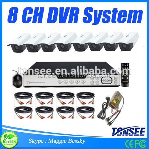 2015 HOT dvr system 8 channel security camera ,Extreme Sport Camera Hd,pc camera mini packing driver