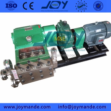 Ultra high pressure water jetting pump/Water jetting cleaning pump