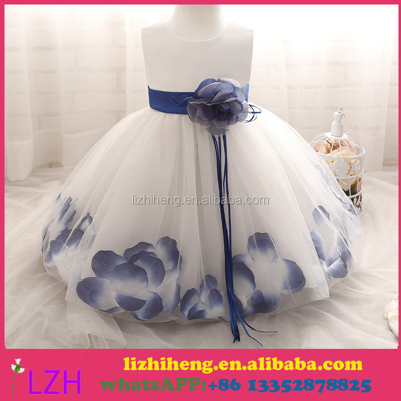 Ball Gown Tulle Pearl Flower Girl Dresses For Weddings 2015 First Communion Dresses Pageant Dresses