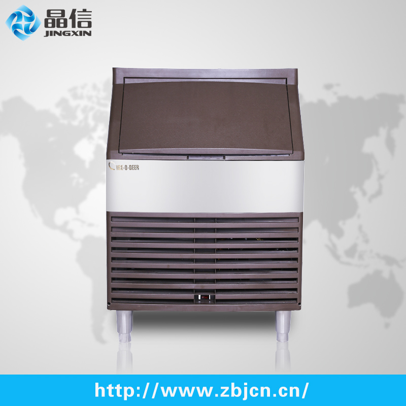 SD150P 150KG LED panel Blu-ray sterilization commercial electric ice machine