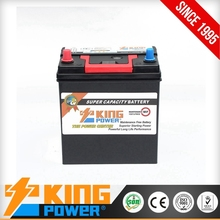 12V JIS 36AH N36MF Bulk car batteries Maintenance Free battery