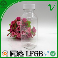 PET food grade 12 oz plastic bottles for Beverage packaging