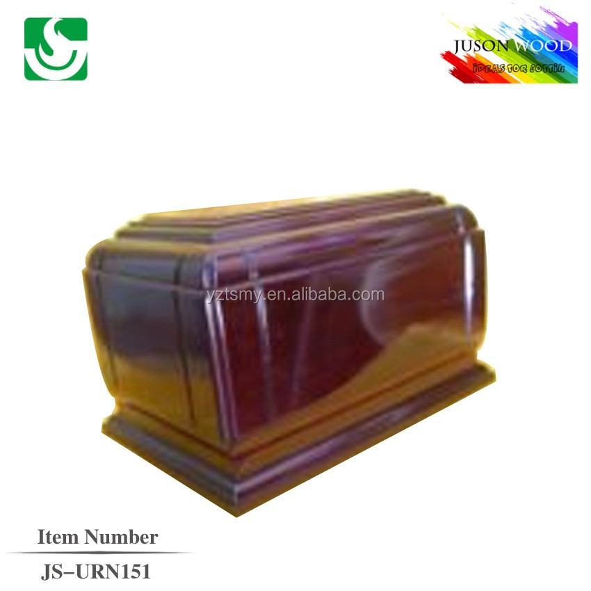 wooden urns for pet ashes JS-URN151
