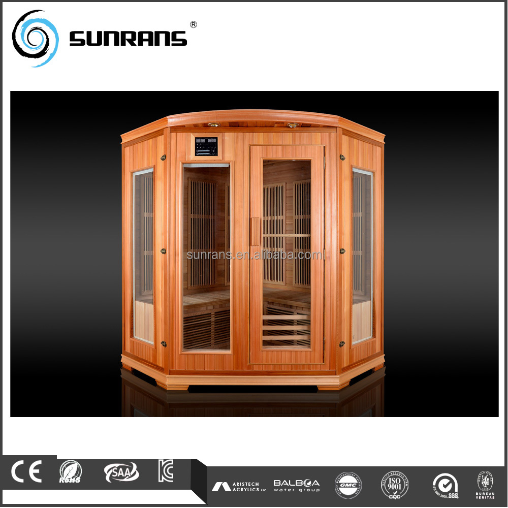 Far infrared sauna room sauna radio for home saunas