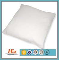 Wholesale White Polyester Microfiber Sublimation Blanks Pillow Case 16x16 Inch