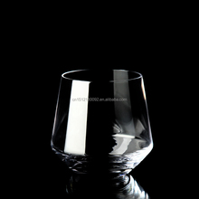 New designed high quality shot/spirit glass for drinking Vodka/whiskey Glassware