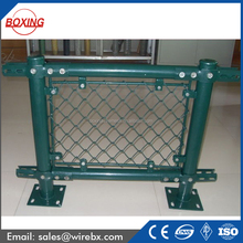 low price PVC Coated welded Wire Mesh Fence/ Garden Fencing