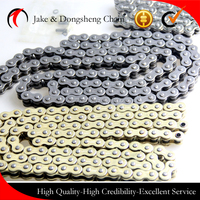 High Quality Promotional High Power motorcycle bajaj motorcycle chains
