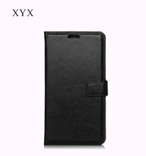Magentic Synthetic Leather material phone case cover for blackberry z10