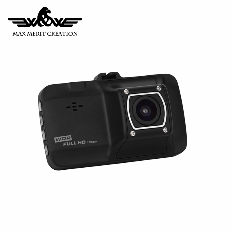 Hot sale factory supply 3.0 inch LCD screen 720P 4 IR lights car dvr camera