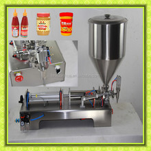 Semi-automatic Soft tuber filling machine for fruit jam