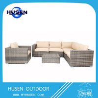 2015 Classic Morden Design Wicker Sofa