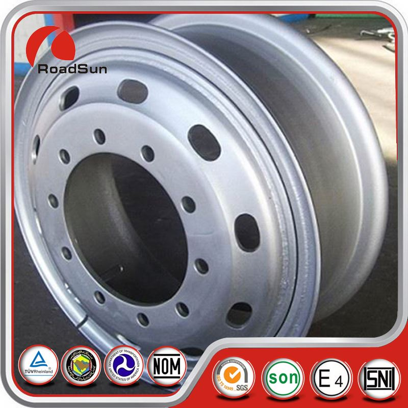 For Sale Truck And Bus Steel Aloy Wheel Rim