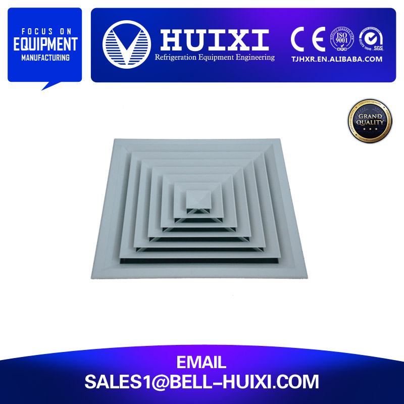 HVAC duct air diffuser air conditioning diffuser