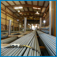16mm Turkish Steel Deformed rebar for Concrete Reinforcement Construction