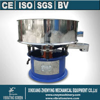 CE&ISO rotary ZYZ coconut oil screen filter machine
