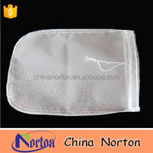 Customize Logo Label Reusable Eco Friendly Strong Drawstring Mesh Produce Bag NTM-F5457H