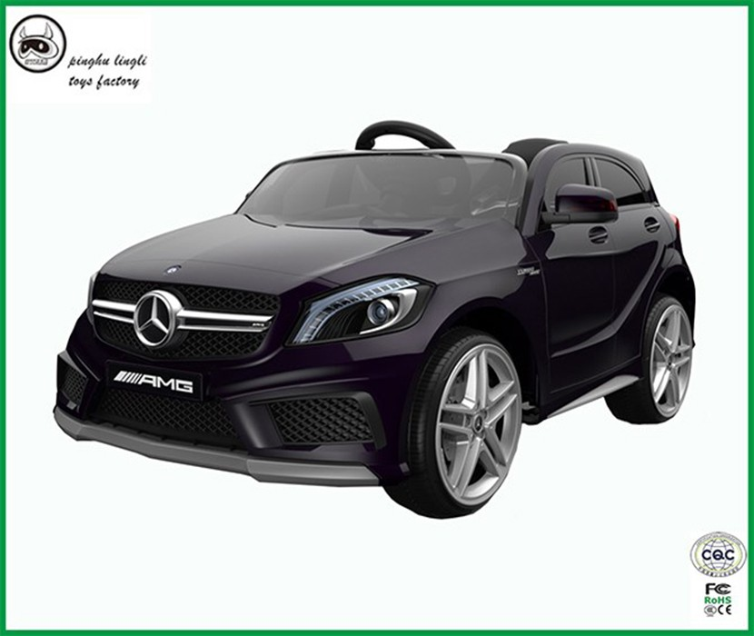 The Child Licensed Mercedes-Benz electric car with fashion looking and high quality