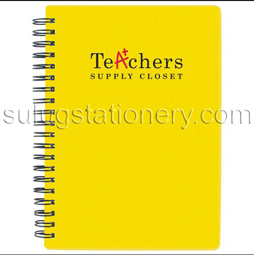 Pocket Buddy Promo Notebook with Zip-lock