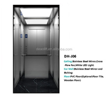 200kg Home Elevator Lift with wooden cabin