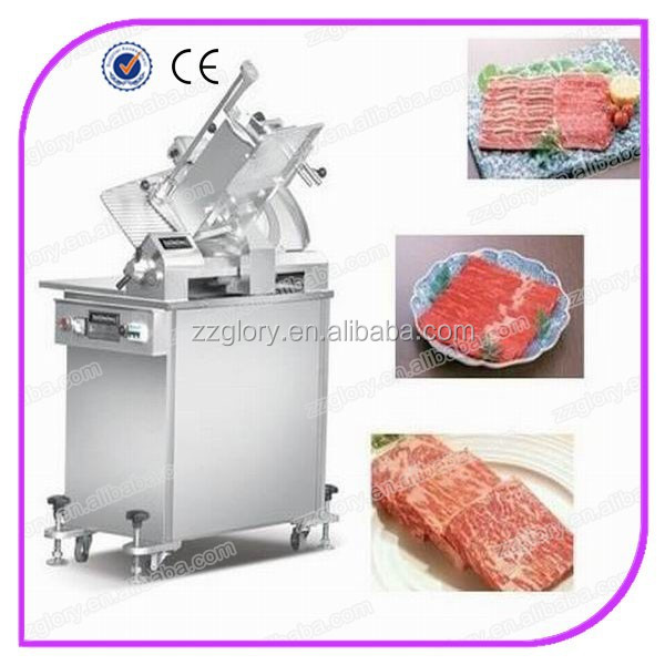 High Quality Electric Full Automatic Meat Slicer