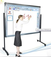 High quality Multi touch whiteboard interactive Ceramic whiteboard sizes