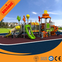 China Made Hot Selling Activity Park Plastic Play Structures With Slides