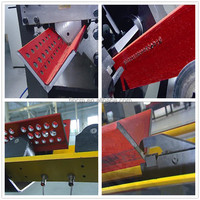 Tower Punching Machines: CNC Angle Marking, Punching and Cutting Production Line