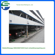 PSH automated parking system/puzzle parking system/parking management system