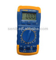 best palm digital multimeter a830l manual with led display