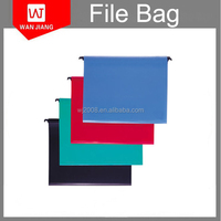 Shenzhen factory oem fc a4 a5 size manila paper file document hanging folder