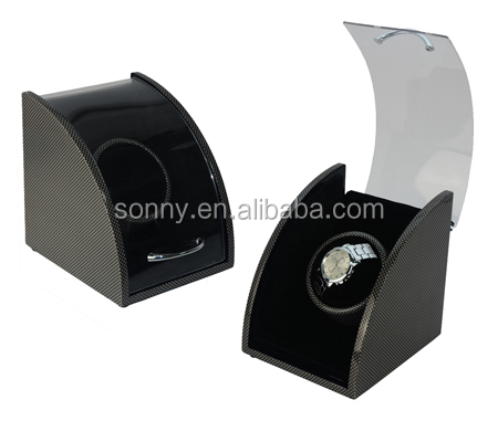 High End Exquisite 4 Program Setting Automatic Watch Winder