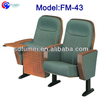 Wholesale price wood auditorium chair