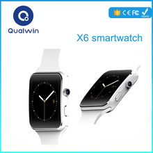 Video recorder Bluetooth Smart Watch X6 Smartwatch For Android Phone With Camera Wristwatch Sport Smartwatch android