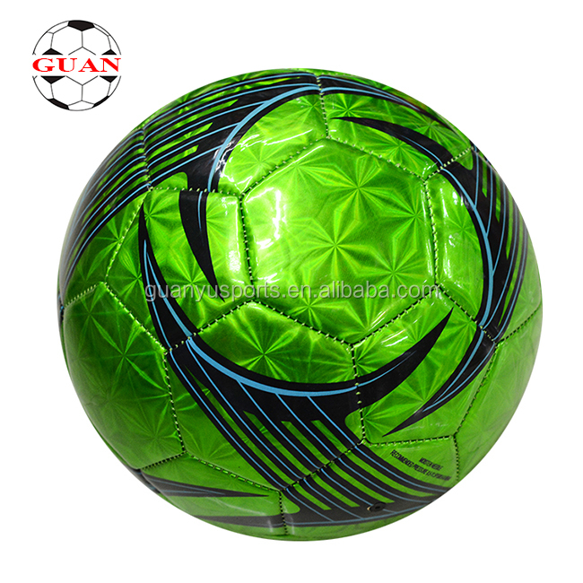 GY-B489 Leather Vintage Football Leather Soccer Ball Retro Football