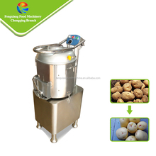 Cheap Automatic Small Potato Washing and Peeling Machine