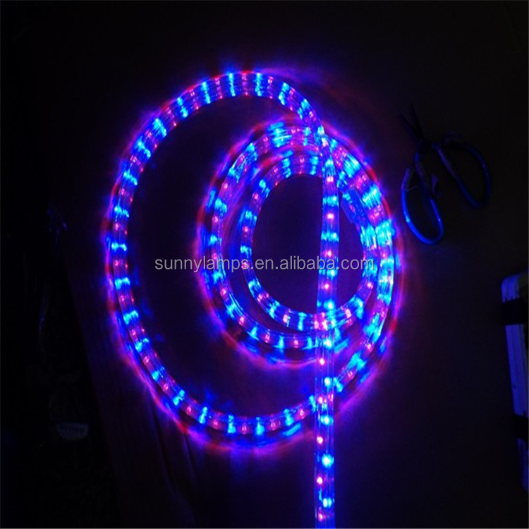 Indoor Neon 12v Led Snowflake Motif Rope Light, Color Changing Flex Solar Led Snowflake Motif Rope Light