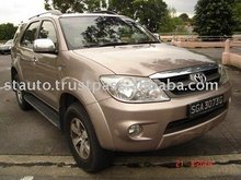 2005 Toyota Fortuner 2.7A, Brown Automobiles used cars