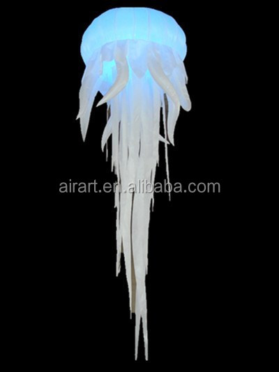 night club party decoration inflatable jellyfish