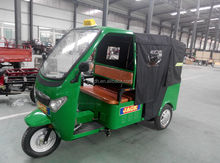 150cc INDIA BAJAJ MODEL Passenger Tricycle
