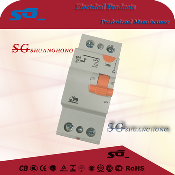 AEG Residual Current circuit breaker residual current protector