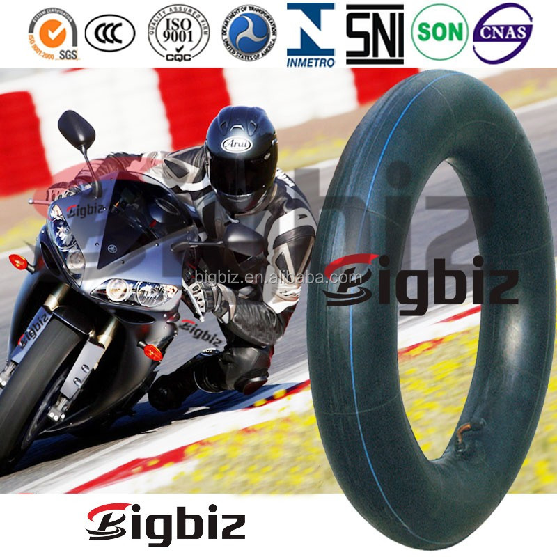 China top quality 2.75-21motorcycle tube,cheap giant motorcycle inner tubes